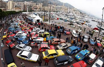 save the date 26 janvier 16 rallye monte carlo historique news automobile club de monaco. Black Bedroom Furniture Sets. Home Design Ideas