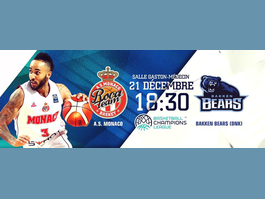 La Basketball Champions League de retour à Gaston-Médecin