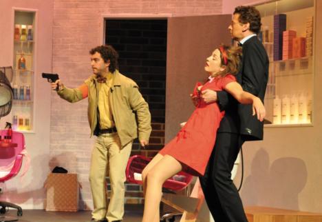 Dernier coup de ciseaux interaction et improvisation au - Piece de theatre dernier coup de ciseaux ...