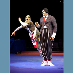 Bella et Alex Cher - Reprises clownesques +++ Bella and Alex Cher – Fill-in reprise clowns