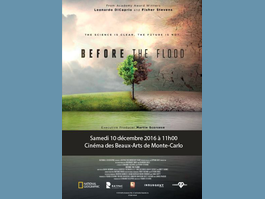 """Before the Flood"" : Nouvelle projection"
