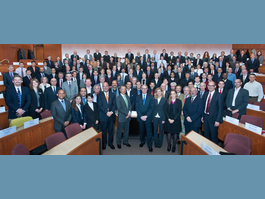 "IUM at the Harvard Business School ""Microeconomics of Competitiveness"" 10th Anniversary Workshop"