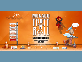 Save the date : Trott'N'Roll !