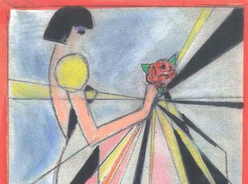 Bal de la rose 2014 - Lagerfeld DR -