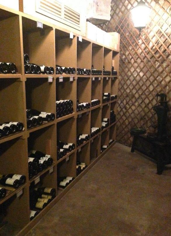 Visite des caves de l 39 h tel de paris news monaco ma for Hotel de chaine