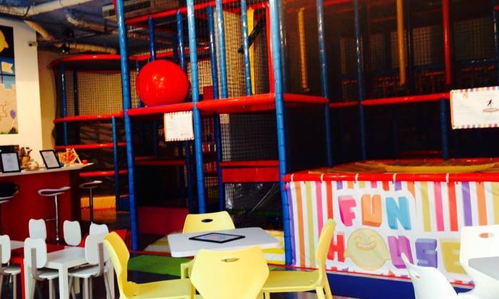 funhouse monaco un nouveau parc d 39 attraction en int rieur pour les enfants news monaco ma. Black Bedroom Furniture Sets. Home Design Ideas