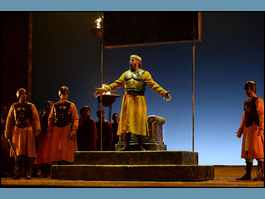 Nabucco : Les Photos