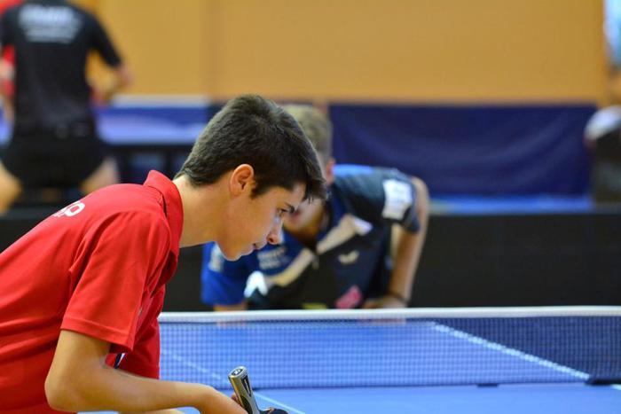 Tennis de table reprise du championnat de france news - Championnat de france tennis de table ...