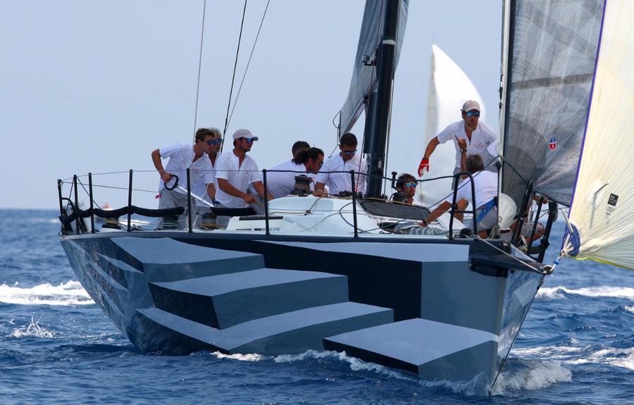 Le r sum et le classement de la palermo montecarlo for Monte carlo yacht club